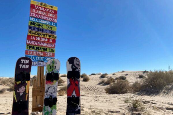 Maleta de Viajes, Hoteles, viajes, turismo, aventura, Chihuahua, dunas, Trifolium